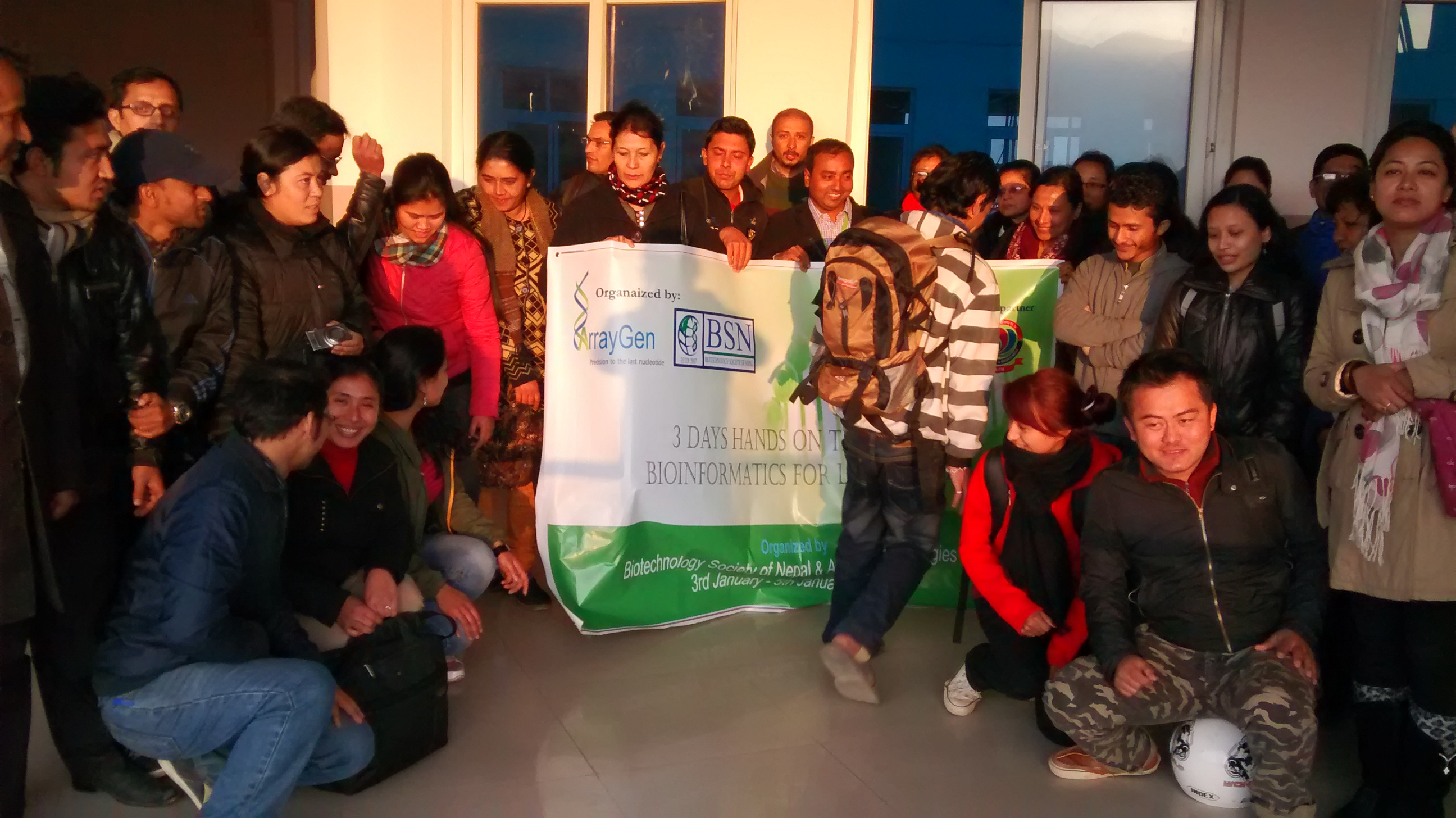 Biotechnology Society of Nepal